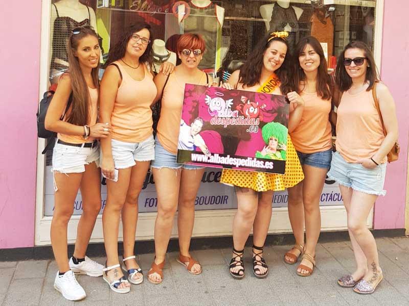 Chicas de despedida de Soltera en Albacete