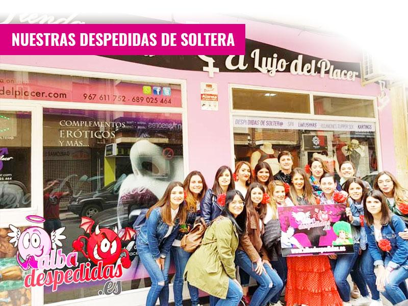 Despedidas de Soltera Albacete.