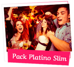 Pack platino slim.