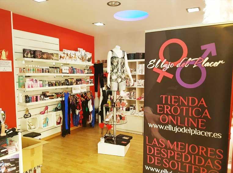 Tienda el lujo del placer Albacete