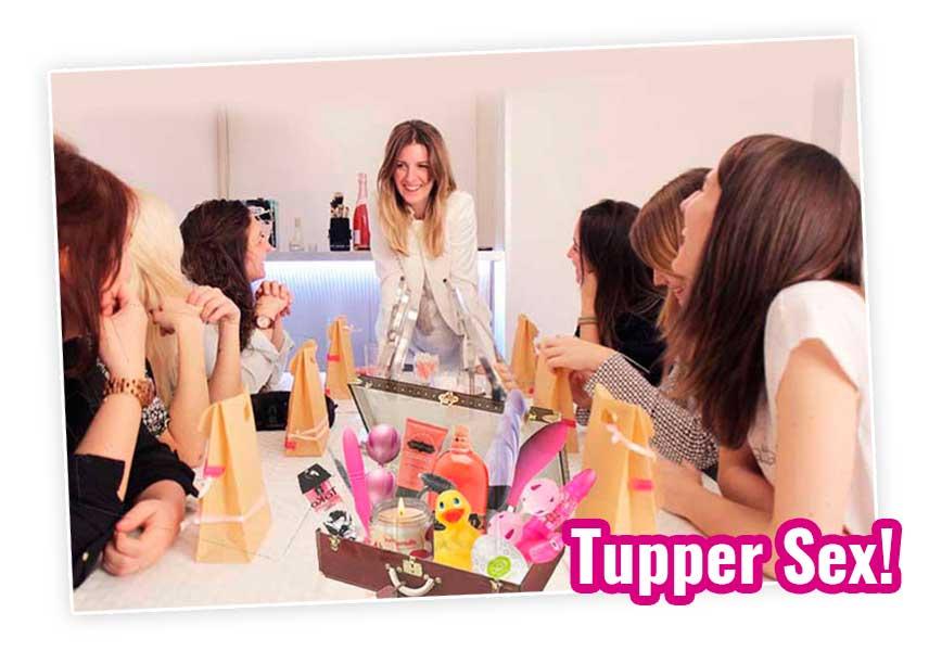 Reunión Tupper Sex.