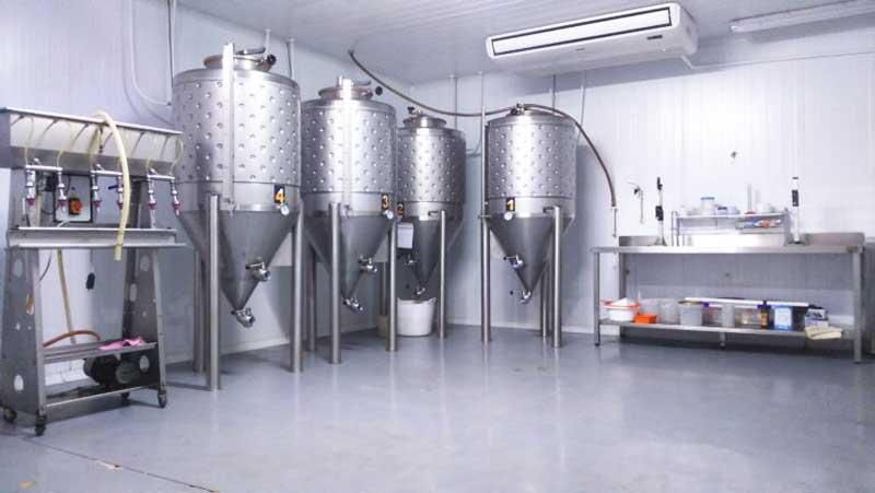 Visita guiada cata de cervezas.