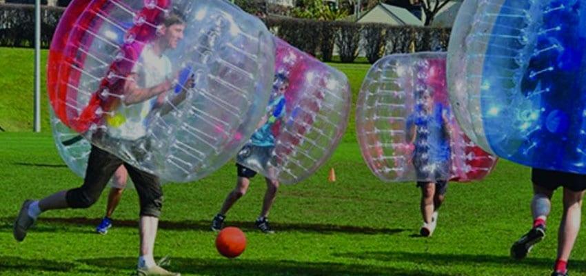 bubble-futbol