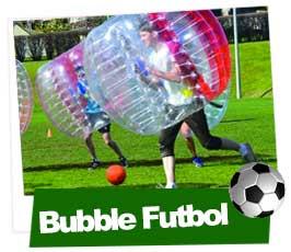 Pack Buuble Futbol
